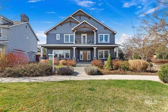 11092 W Petunia Drive, Boise, ID 83709 (MLS #98762688) :: Bafundi Real Estate