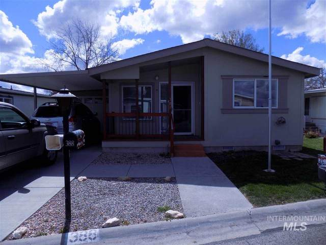 388 Silver City Dr., Boise, ID 83713 (MLS #98762690) :: New View Team