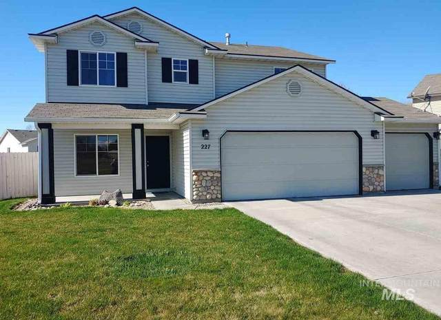 227 W Tallulah, Kuna, ID 83634 (MLS #98762696) :: City of Trees Real Estate
