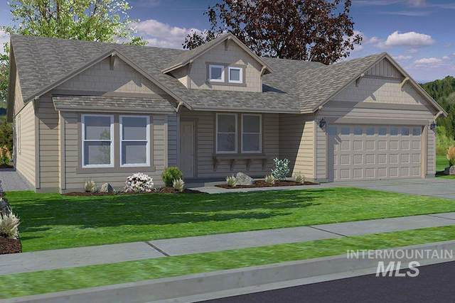 6693 S Silver Spur Way Lot 37 Block 2 , Boise, ID 83709 (MLS #98762702) :: Bafundi Real Estate