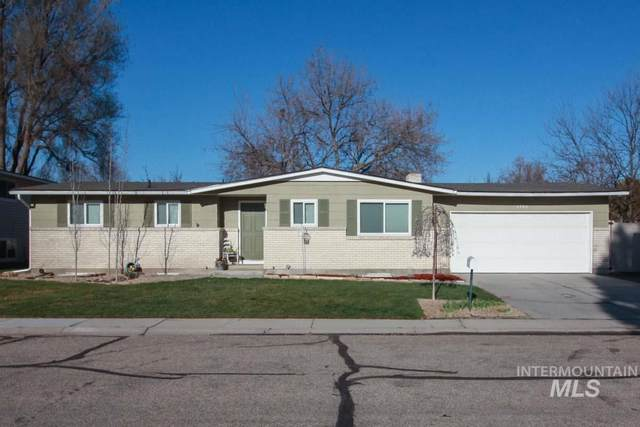 3785 N Kingswood Dr, Boise, ID 83704 (MLS #98762709) :: Own Boise Real Estate