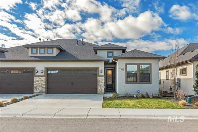 3345 W Crossley Lane, Eagle, ID 83616 (MLS #98762720) :: Own Boise Real Estate