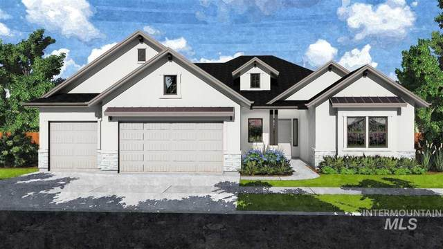 4470 N Panaro Ave, Meridian, ID 83646 (MLS #98762728) :: Team One Group Real Estate
