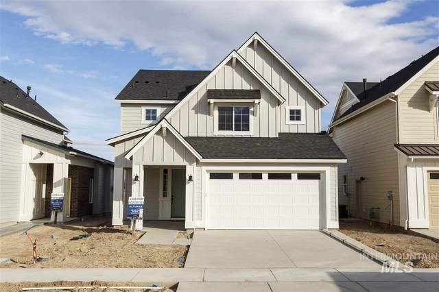 10124 Silversun St., Nampa, ID 83687 (MLS #98762737) :: Full Sail Real Estate