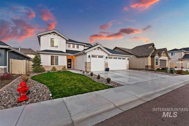 4256 S Highcliff Ave, Meridian, ID 83642 (MLS #98762743) :: Full Sail Real Estate