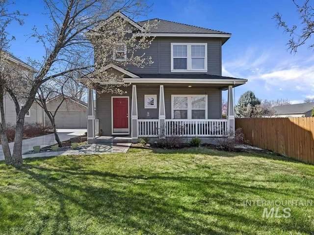 7219 W Tobi Ct, Boise, ID 83714 (MLS #98762755) :: Beasley Realty
