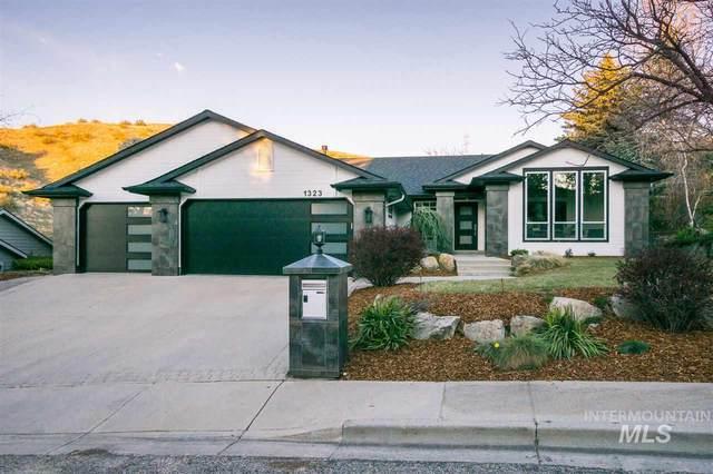 1323 E Harcourt Dr, Boise, ID 83702 (MLS #98762757) :: Boise River Realty