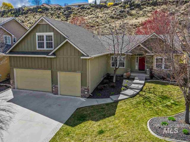 4253 E. Trekker Rim Drive, Boise, ID 83716 (MLS #98762768) :: New View Team