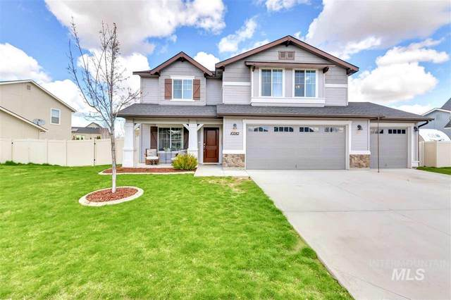 10282 W Snow Wolf Drive, Star, ID 83669 (MLS #98762772) :: Team One Group Real Estate