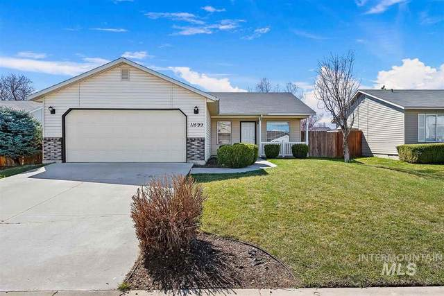 11599 W Trinity Ave., Nampa, ID 83651 (MLS #98762795) :: Team One Group Real Estate