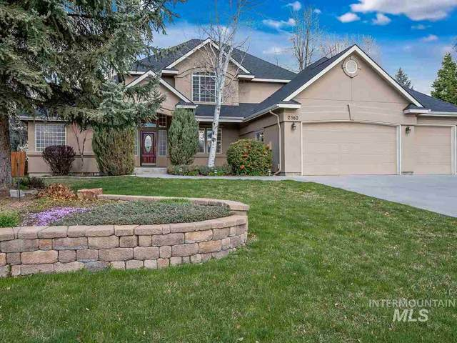 2360 E Faunhill Dr, Eagle, ID 83616 (MLS #98762801) :: Idahome and Land