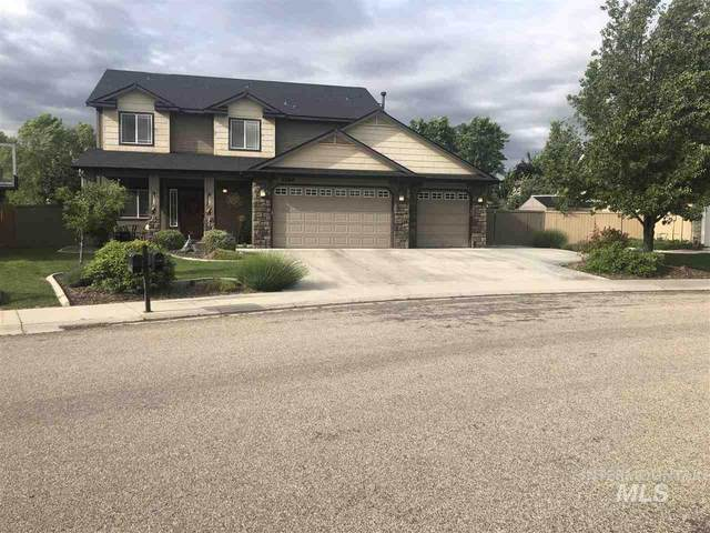 2286 E Wigle Dr, Meridian, ID 83646 (MLS #98762803) :: Idahome and Land