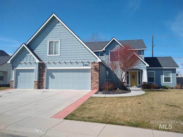 2594 W Lincoln Ave, Nampa, ID 83686 (MLS #98762812) :: New View Team