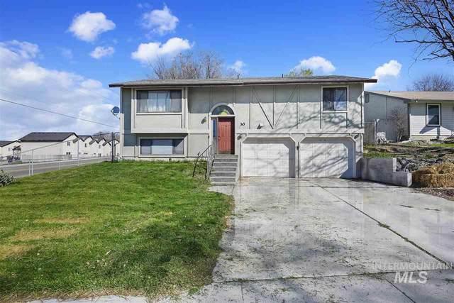 30 S Taffy, Nampa, ID 83687 (MLS #98762819) :: Minegar Gamble Premier Real Estate Services