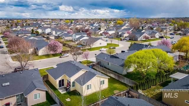 35 S Stillwater Way, Nampa, ID 83651 (MLS #98762827) :: Jon Gosche Real Estate, LLC