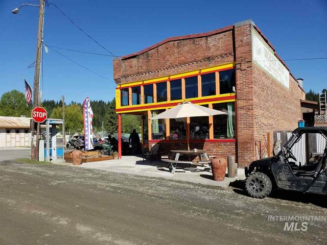 112 Main St., Elk River, ID 83827 (MLS #98762837) :: Juniper Realty Group