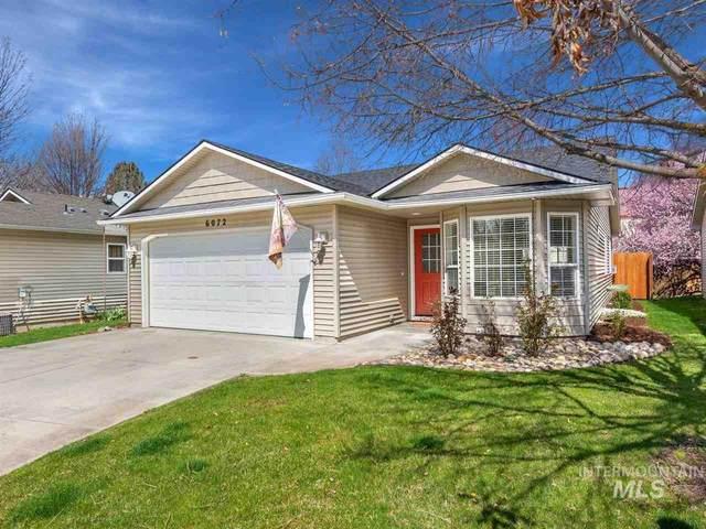 6072 N Lakeshore Ave., Boise, ID 83714 (MLS #98762842) :: Adam Alexander