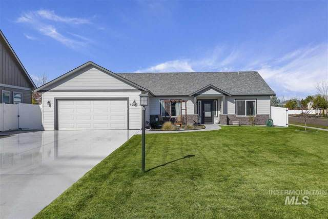4203 Draco Ct., Nampa, ID 83686 (MLS #98762848) :: City of Trees Real Estate