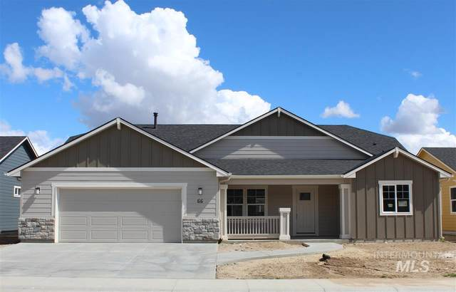66 S Norcrest Ave., Nampa, ID 83687 (MLS #98762868) :: City of Trees Real Estate