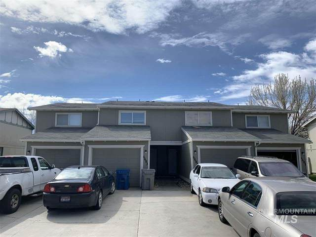 6681-6687 Douglas, Boise, ID 83704 (MLS #98762872) :: City of Trees Real Estate