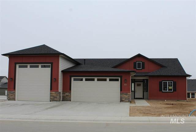 69 S Norcrest Ave., Nampa, ID 83687 (MLS #98762884) :: Idahome and Land