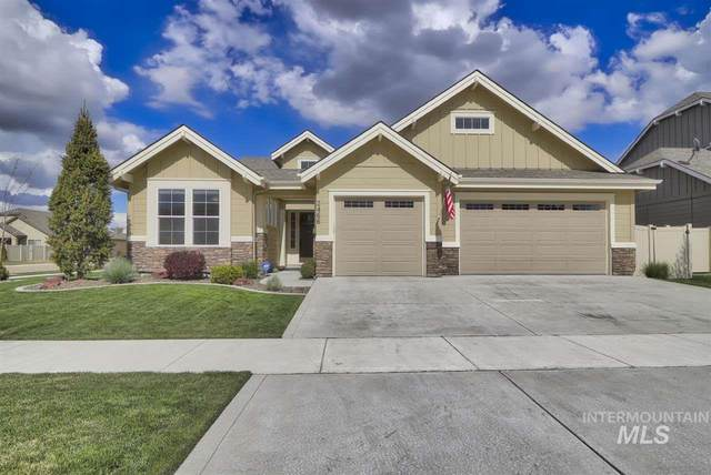 2466 E Taormina Dr., Meridian, ID 83642 (MLS #98762897) :: Idahome and Land