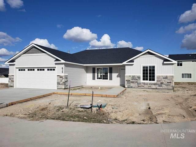 835 Cortni Ct, Twin Falls, ID 83313 (MLS #98762900) :: Adam Alexander
