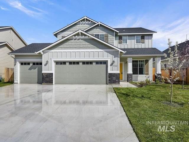 152 E Ensenada Drive, Meridian, ID 83646 (MLS #98762907) :: Minegar Gamble Premier Real Estate Services