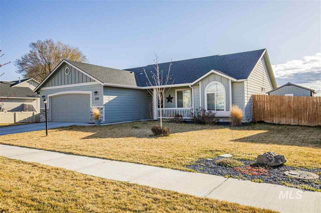 3385 S Fork Ave., Nampa, ID 83686 (MLS #98762927) :: Full Sail Real Estate