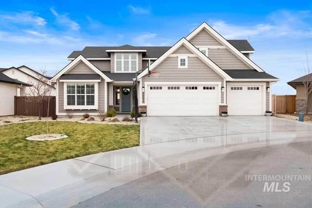 4884 N Elena Maria Place, Meridian, ID 83646 (MLS #98762942) :: Story Real Estate