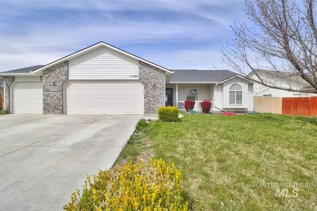 11468 Sanders, Caldwell, ID 83605 (MLS #98762951) :: Minegar Gamble Premier Real Estate Services