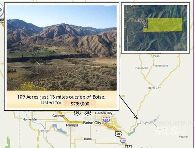 tbd Stewart Segregation, Boise, ID 83716 (MLS #98762959) :: Jon Gosche Real Estate, LLC