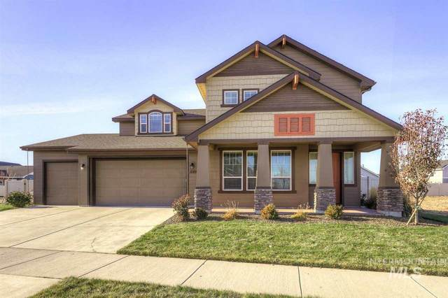 1289 W Christopher Dr, Meridian, ID 83642 (MLS #98762978) :: Navigate Real Estate