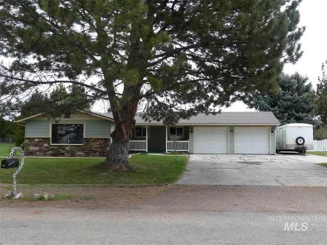 16 N Jefferson, Nampa, ID 83651 (MLS #98762979) :: Boise River Realty