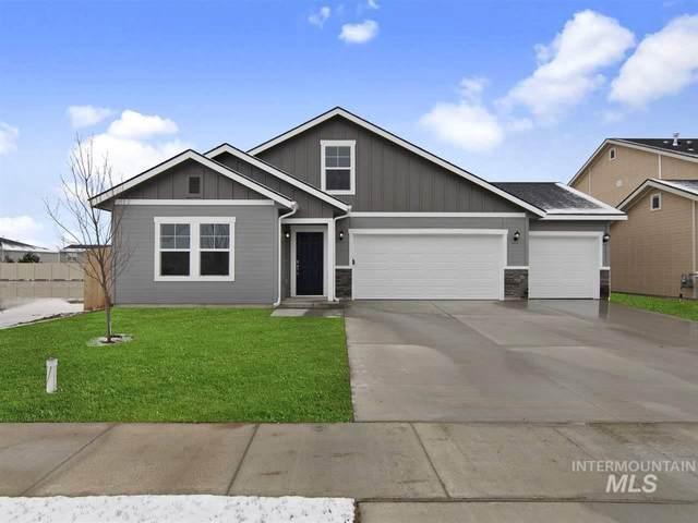11094 W Romae St, Nampa, ID 83651 (MLS #98762999) :: Jon Gosche Real Estate, LLC