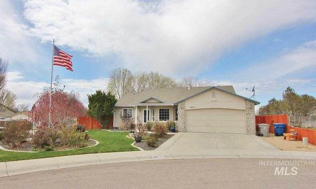 1905 N Cliffrock Rd, Nampa, ID 83651 (MLS #98763026) :: Boise River Realty