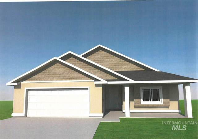 933 Magnolia Street, Burley, ID 83318 (MLS #98763046) :: Boise River Realty