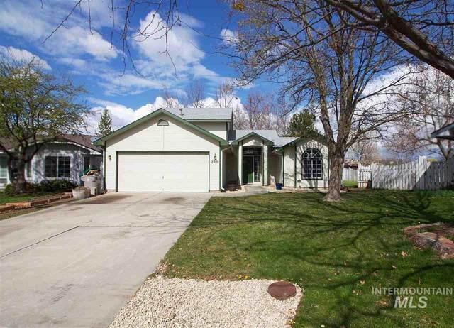 2388 N Carissa Pl, Boise, ID 83704 (MLS #98763064) :: Haith Real Estate Team
