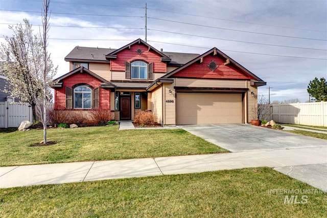4898 W Los Flores St, Meridian, ID 83646 (MLS #98763073) :: Haith Real Estate Team