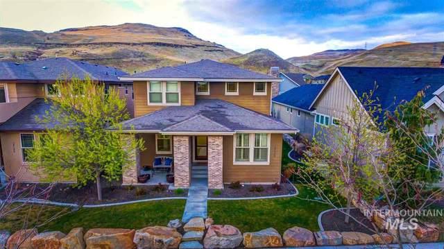2720 S Palmatier Way, Boise, ID 83716 (MLS #98763115) :: Haith Real Estate Team