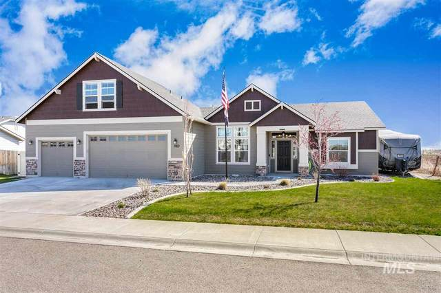 1180 S Rumney Ave, Kuna, ID 83634 (MLS #98763123) :: Team One Group Real Estate