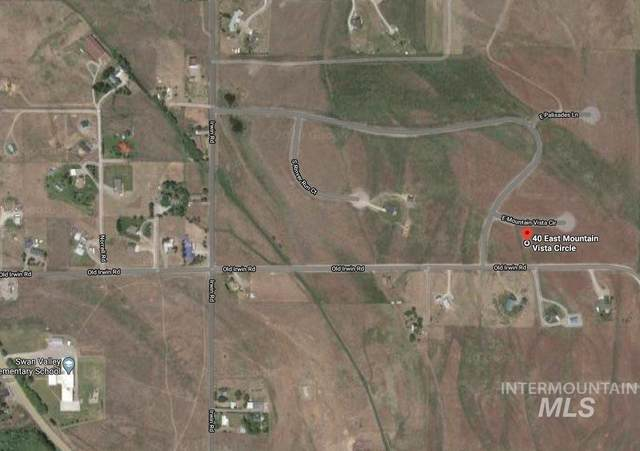 40 E Mountain Vista Cir, Irwin, ID 83428 (MLS #98763151) :: Full Sail Real Estate