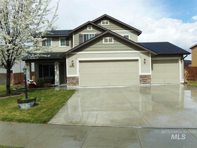 6616 E Harrington Dr, Nampa, ID 83687 (MLS #98763177) :: Michael Ryan Real Estate