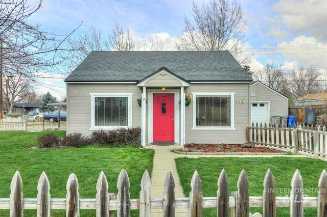 718 W Elwood, Boise, ID 83706 (MLS #98763184) :: Navigate Real Estate