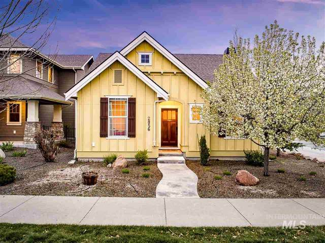 2856 S Wise Way, Boise, ID 83716 (MLS #98763187) :: Navigate Real Estate