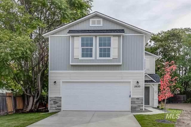 14 S Sapling Way, Nampa, ID 83651 (MLS #98763228) :: Jon Gosche Real Estate, LLC