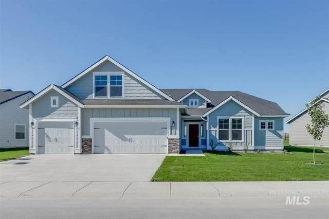 13790 S Piano Ave., Nampa, ID 83651 (MLS #98763231) :: Michael Ryan Real Estate
