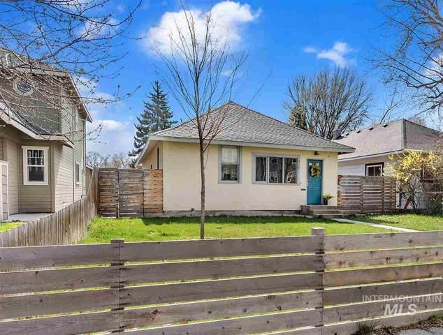 918 N 28th, Boise, ID 83702 (MLS #98763274) :: Navigate Real Estate