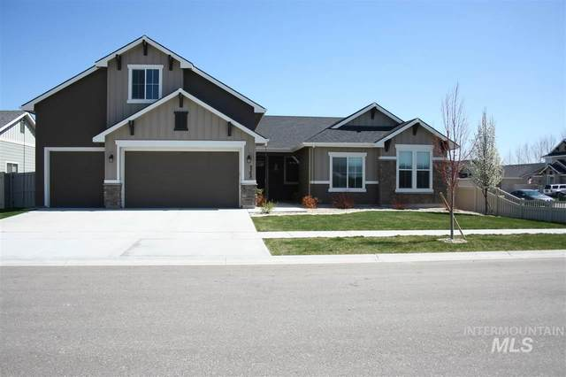 9368 S Russell, Kuna, ID 83634 (MLS #98763281) :: Team One Group Real Estate