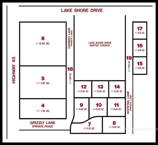 TBD Grizzly Lane (Lot14), Nampa, ID 83686 (MLS #98763337) :: City of Trees Real Estate